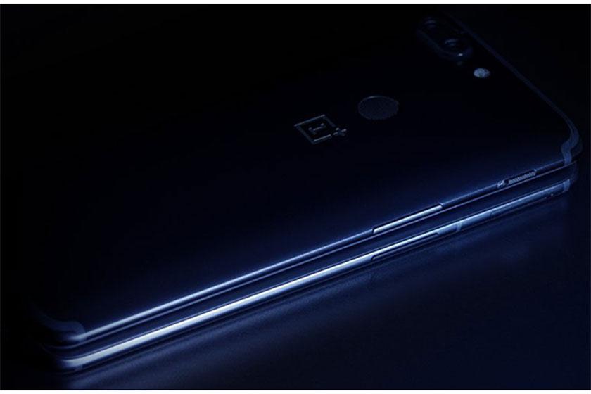 OnePlus 6 מתחת ל-OnePlus 5T (תמונה: OnePlus)