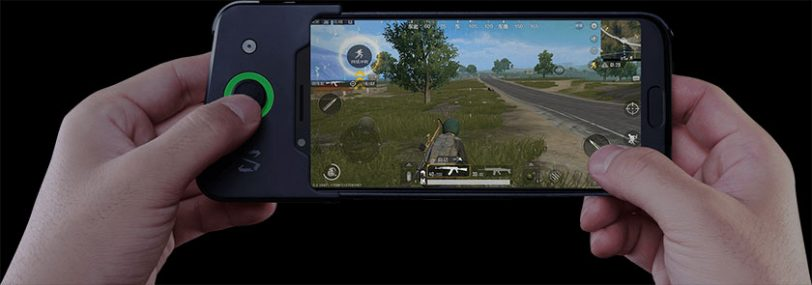 בקר משחק עבור סמארטפון גיימינג Xiaomi Black Shark (מקור: Black Shark)