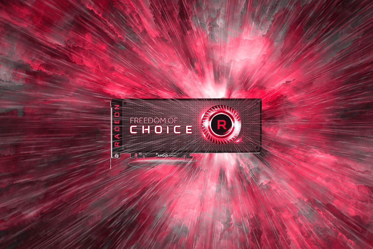 Radeon RX (מקור AMD)