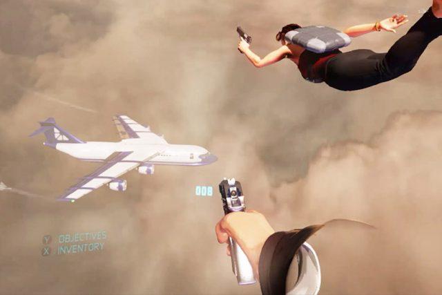 """המשחק Defector נראה כמו """"משימה בלתי אפשרית"""" במציאות מדומה"""