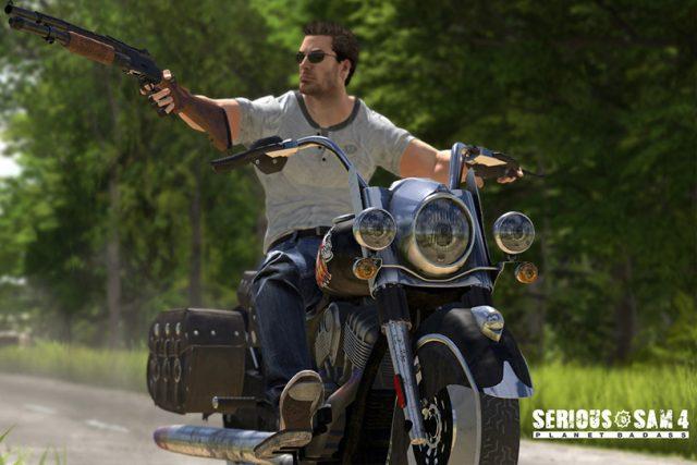 צפו בטיזר ההכרזה של Serious Sam 4: Planet Badass