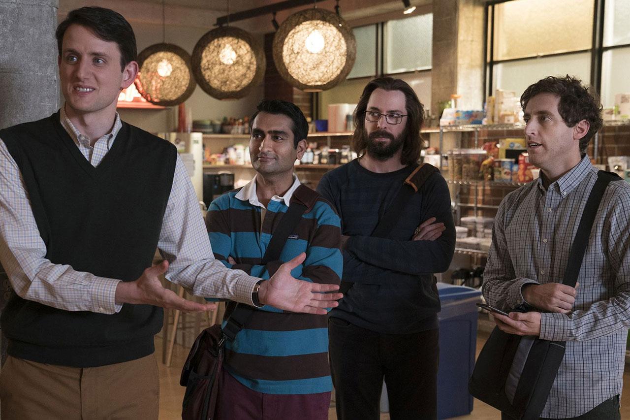 """מתוך """"סיליקון ואלי"""" (תמונה באדיבות HBO)"""