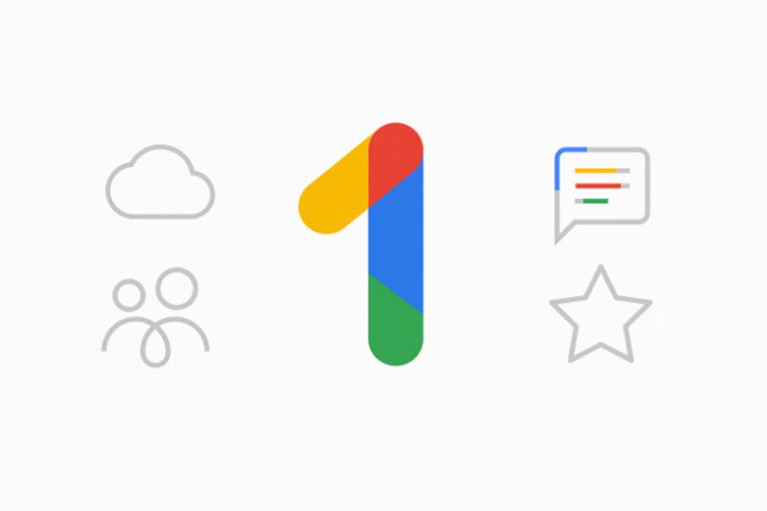 לוגו Google One