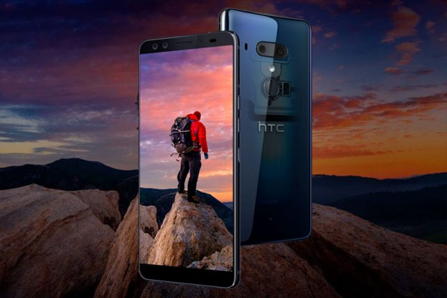 הוכרז: HTC U12 Plus – עם ארבע מצלמות וזיכרון עבודה נדיב