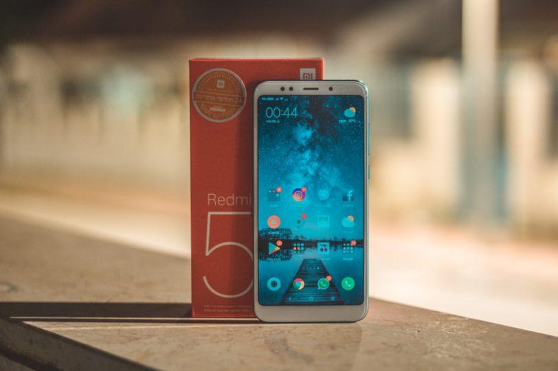 Xiaomi Redmi 5 Plus (צילום: אופק ביטון)