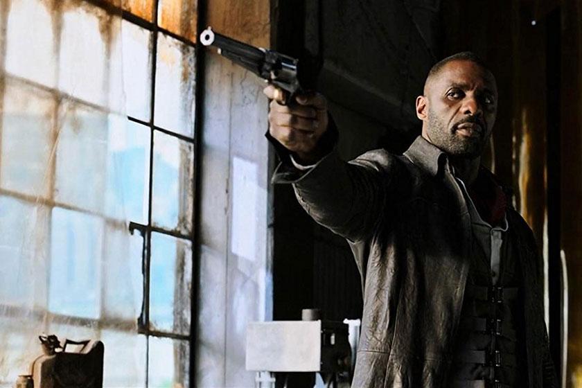 """אידריס אלבה מתוך """"המגדל האפל"""" (תמונה באדיבות Sony Pictures)"""