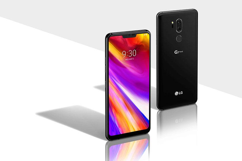 LG G7 ThinQ (תמונה: LG)