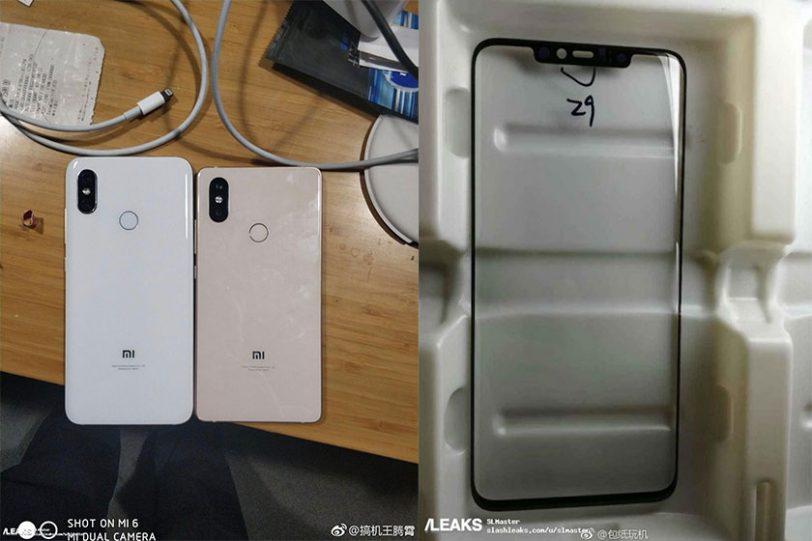 Xiaomi Mi7 & Mi7 Plus (תמונות: SlashLeaks)