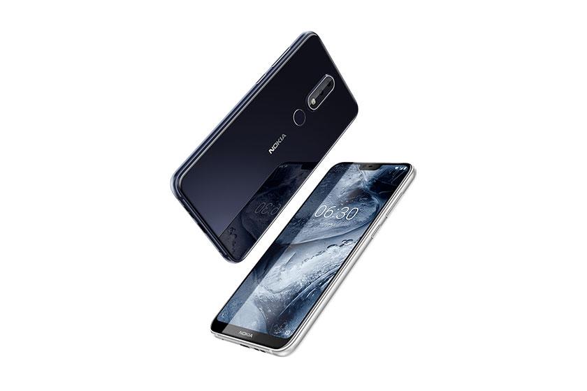 Nokia X6 (תמונה: HMD Global)