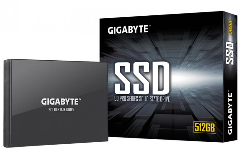 סדרת כונני SSD מדגם UD PRO (מקור GIGABYTE)