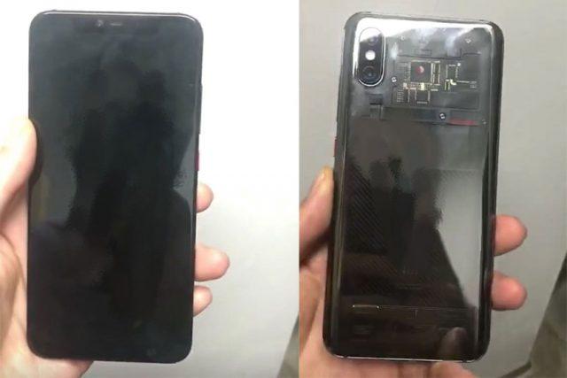 הדלפה: Xiaomi Mi 8 צץ ברשת בסרטון חדש ומציג גב שקוף