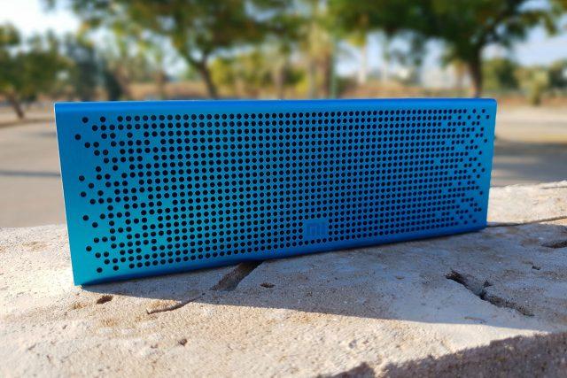 רמקול Xiaomi Mi Bluetooth Speaker (צילום: צחי הופמן)