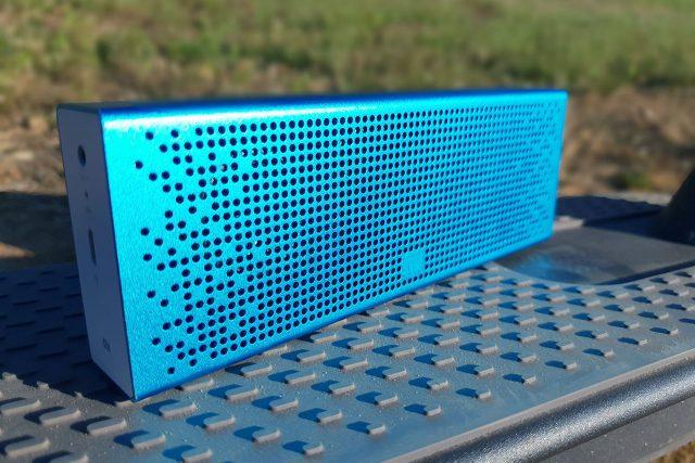 סקירה: רמקול נייד אלחוטי Xiaomi Mi Bluetooth Speaker