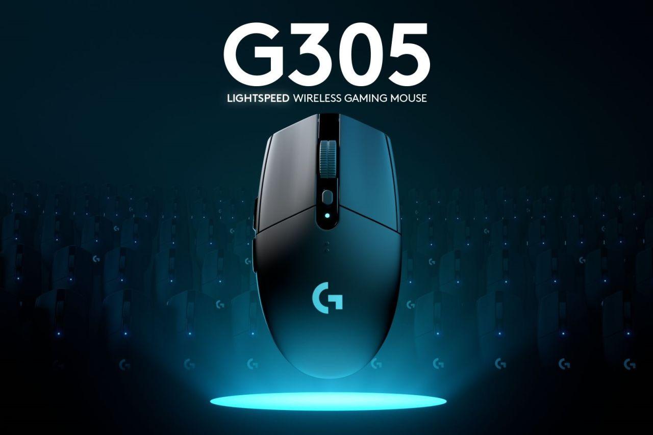 עכבר Logitech G305 (מקור Logitech)