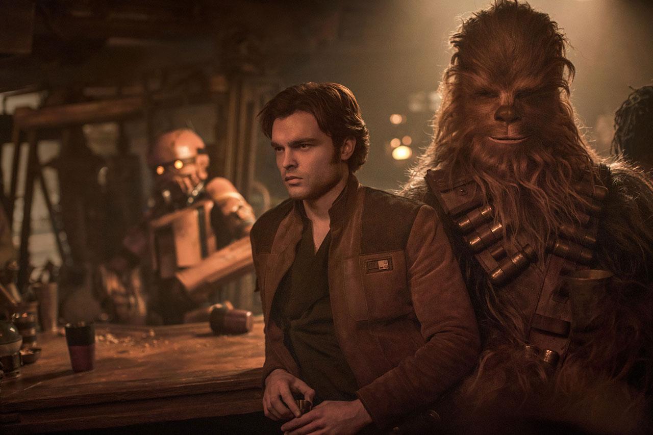 """מתוך """"סולו: סיפור מלחמת הכוכבים"""" (תמונה באדיבות פורום פילם)"""