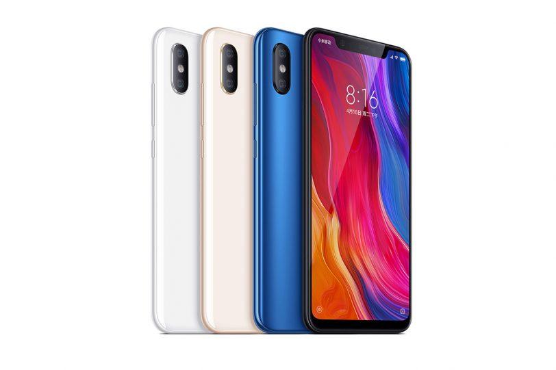 Xiaomi Mi 8 (תמונה: Xiaomi)
