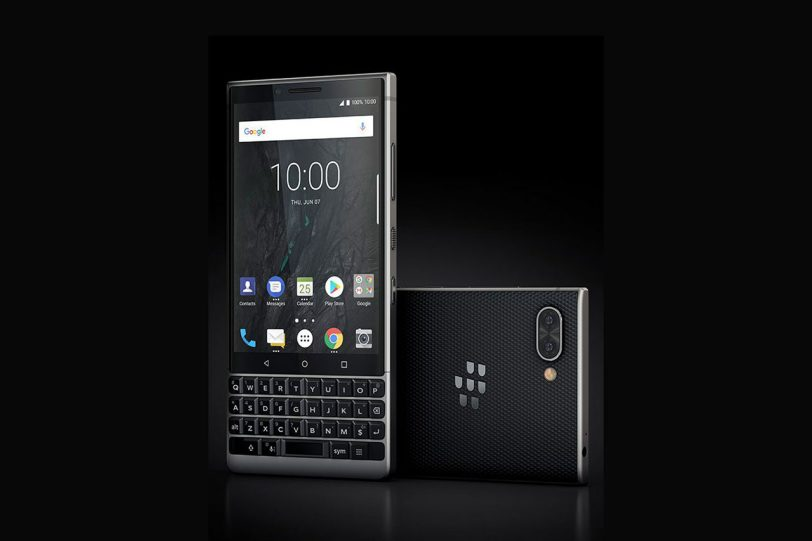 Blackberry Key2 (תמונה: Blackberry / TCL)