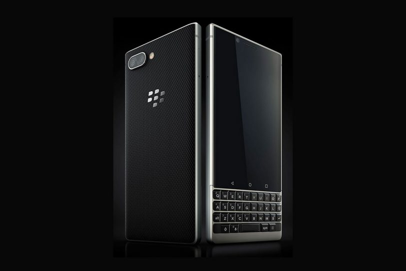 Blackberry Key2 (תמונה: Blackberry / TCL)