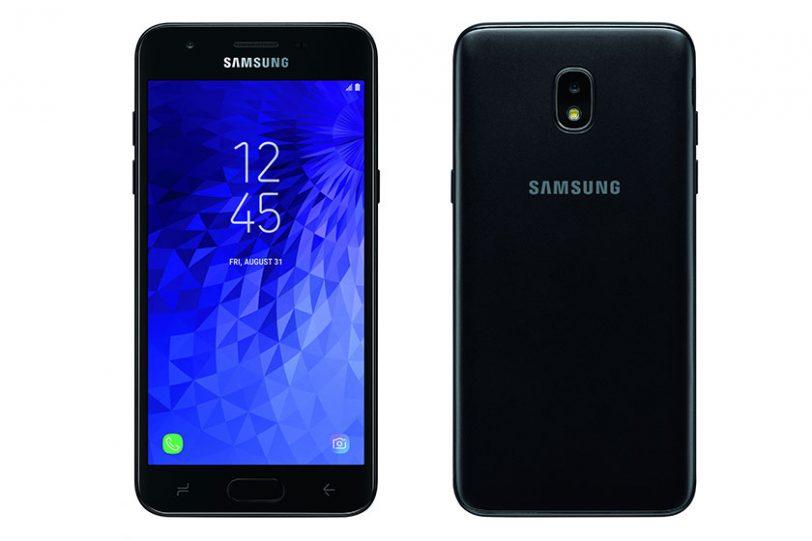 Galaxy J3 (תמונה: סמסונג)