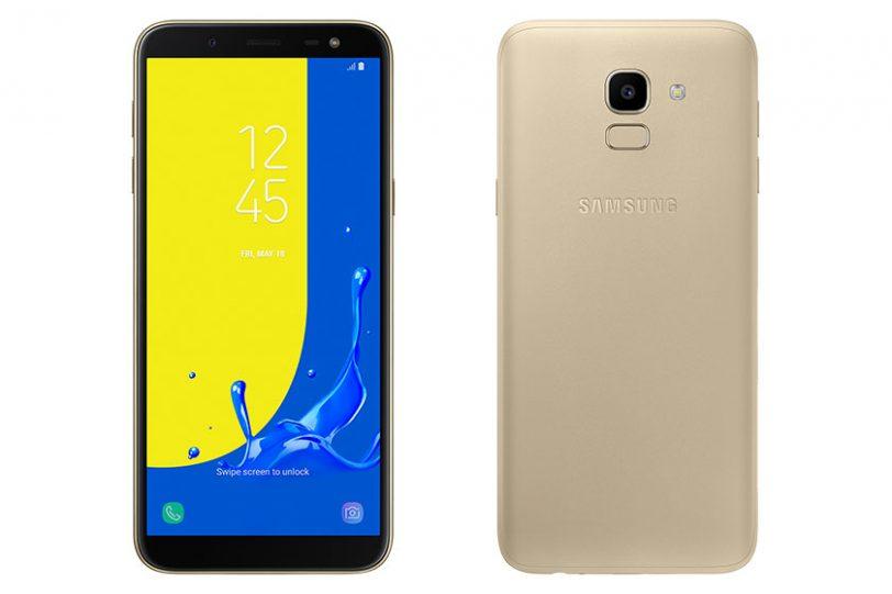 """Galaxy J6 2018 (תמונה: יח""""צ)"""
