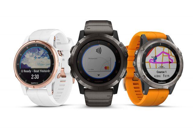 גרמין משיקה את סדרת שעוני הספורט Fenix 5 Plus במחיר של החל מ-700 דולר