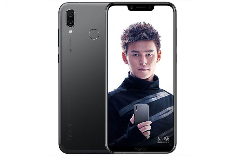 Huawei Honor Play (תמונה: Vmall)