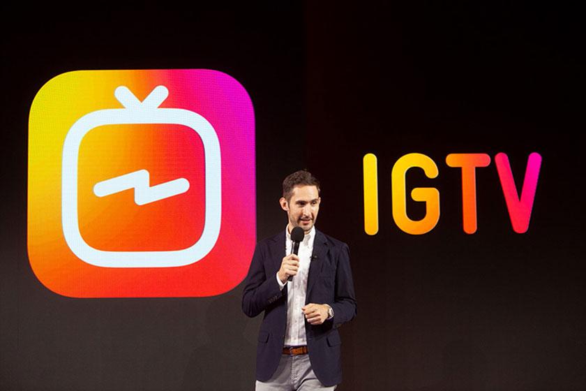 מתוך אירוע ההכרזה על IGTV (תמונה: אינסטגרם)