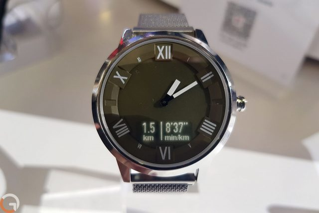 הצצה ראשונה: Lenovo Watch X – שעון חכם בעיצוב קלאסי