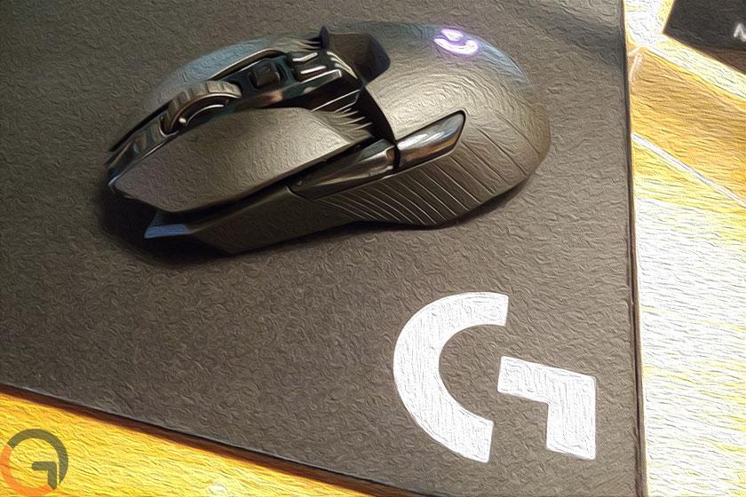 Logitech G903 (צילום ועיבוד: רונן מנדזיצקי, גאדג'טי)