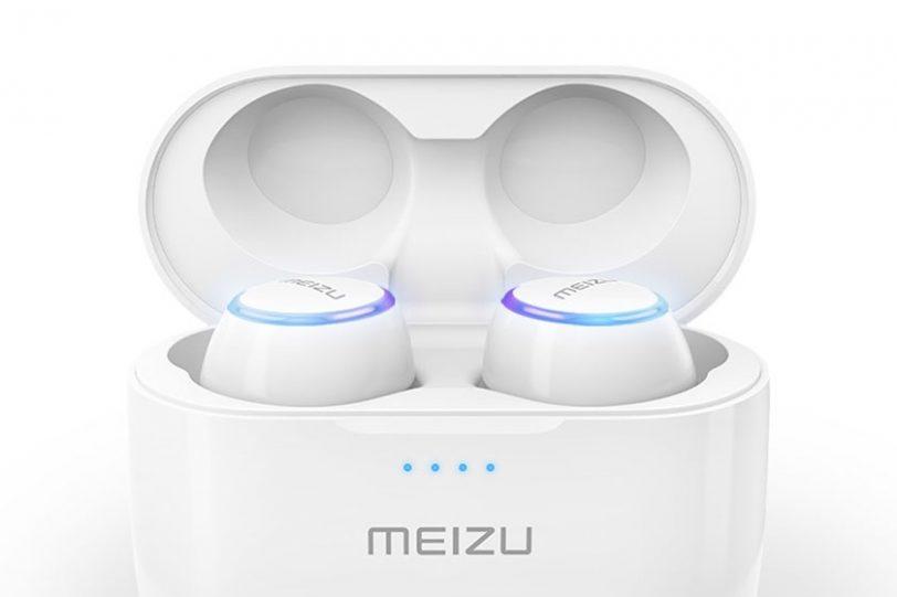 אוזניות בלוטות' Truly Wireless מדגם Meizu POP (תמונה: Meizu)