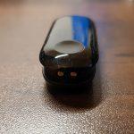 MiBand 3 מבט מקרוב צד
