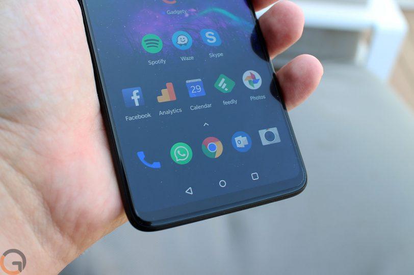 OnePlus 6 (צילום: רונן מנדזיצקי, גאדג'טי)