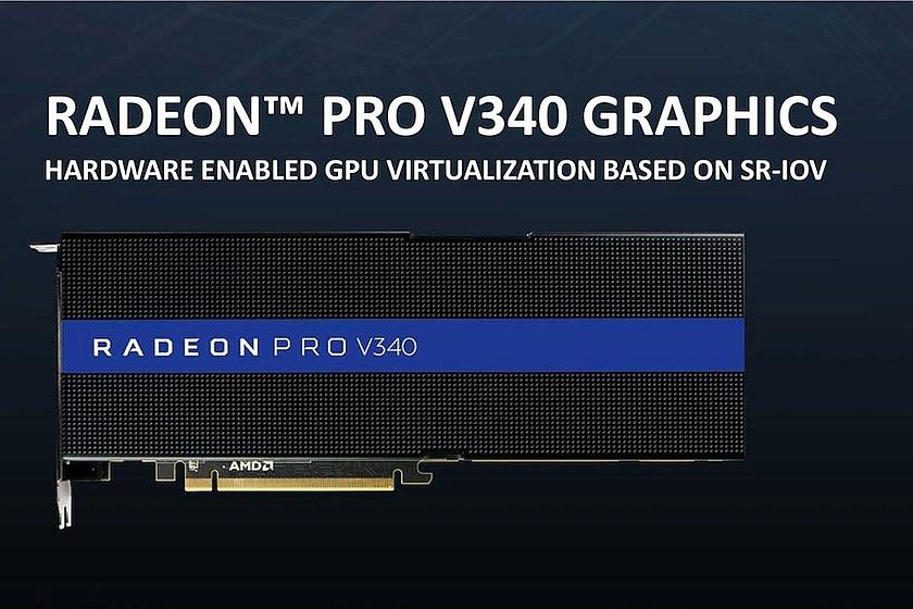 כרטיס מסך Radeon Pro V340