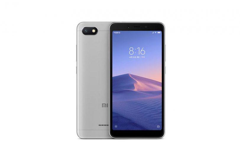 Xiaomi Redmi 6A (תמונה: Xiaomi)