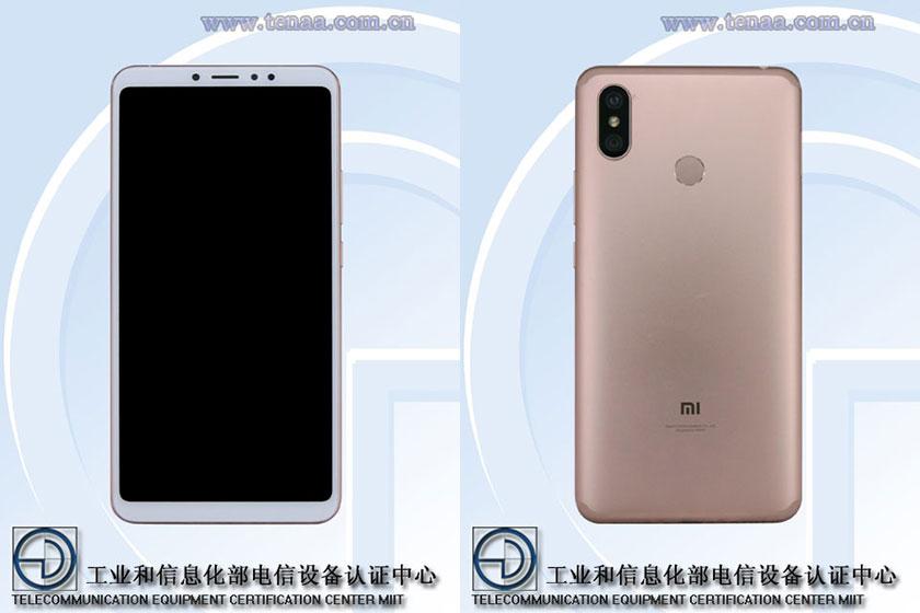Xiaomi Mi Max 3 (תמונה: TENAA)