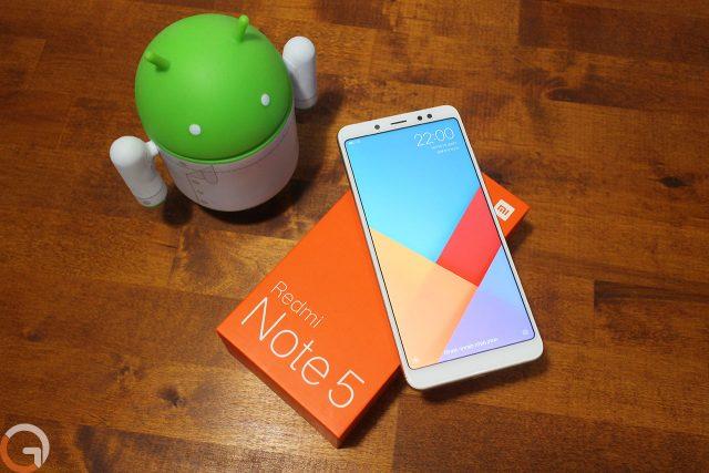 גאדג'טי מסקר: Xiaomi Redmi Note 5 בפתיחת קופסה והצצה ראשונה