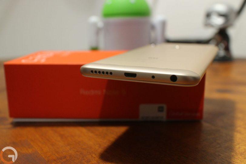 Xiaomi Redmi Note 5 (צילום: אוהד צדוק, גאדג'טי)
