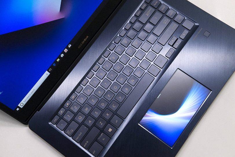 נייד ZenBook Pro UX580 (מקור אסוס)