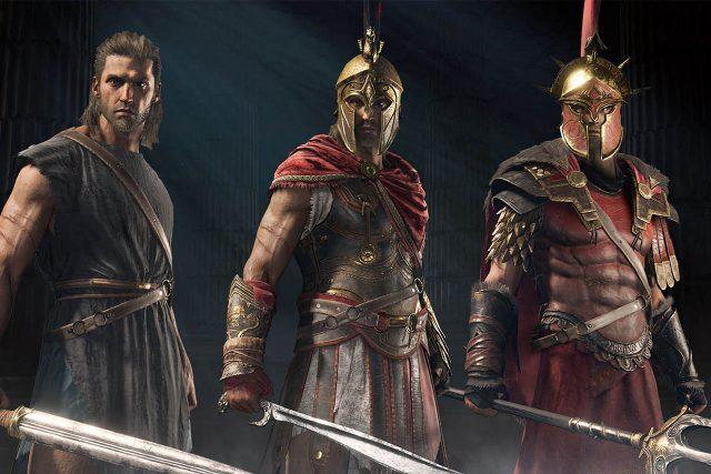 נחשף: Assassin's Creed Odyssey יתרחש ביוון העתיקה, יגיע באוקטובר