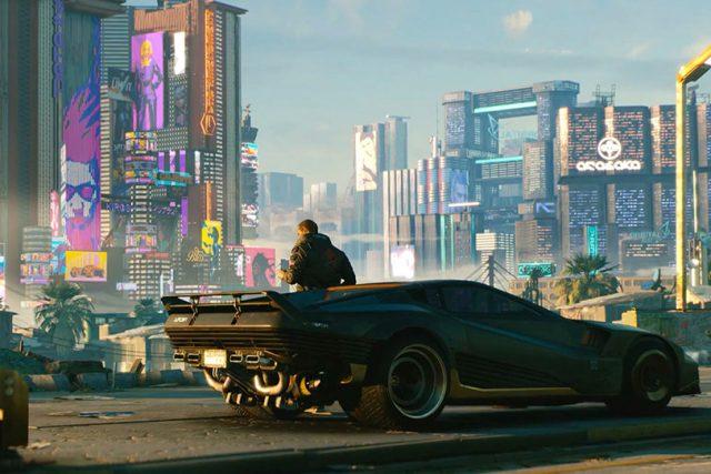 טריילר חדש ל-Cyberpunk 2077 חושף עיר ססגונית והודעה סודית