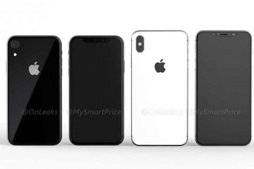 iPhone 6.1 Inch/iPhone 6.5 Inch (תמונה: mysmartprice)