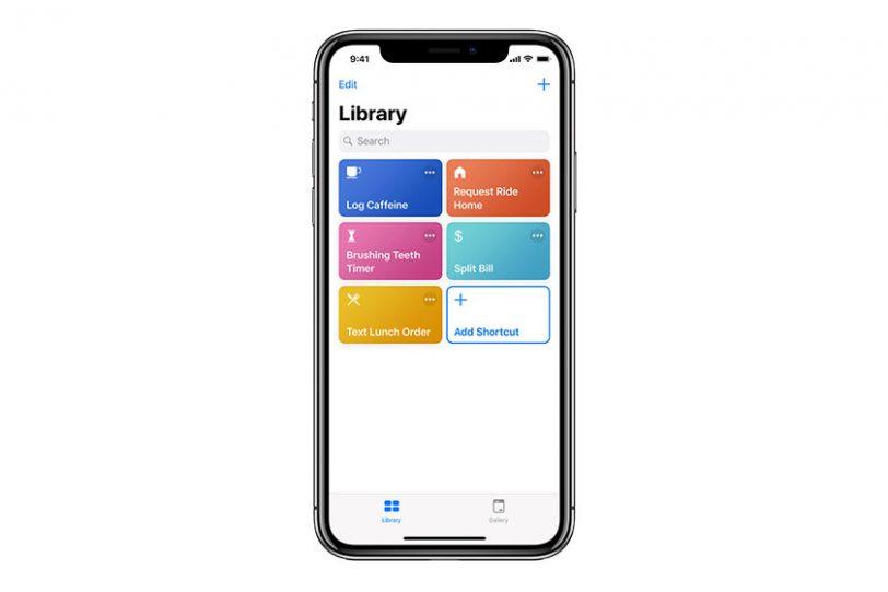 Siri Shortcuts (תמונה: Apple)