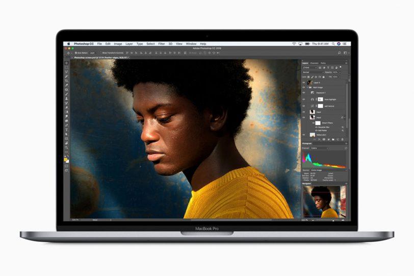 Macbook Pro 2018 (תמונה באדיבות Apple)