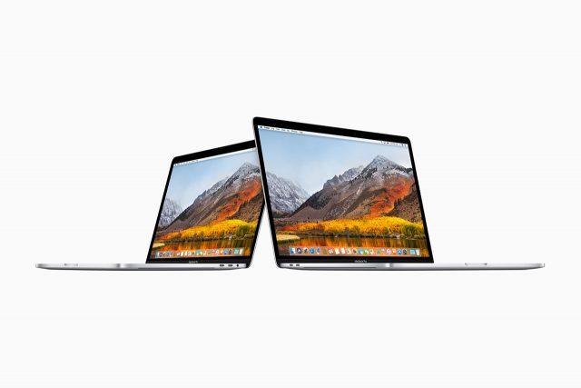 אפל חושפת דגמי Macbook Pro 15 ו-Macbook Pro 13 חדשים לשנת 2018