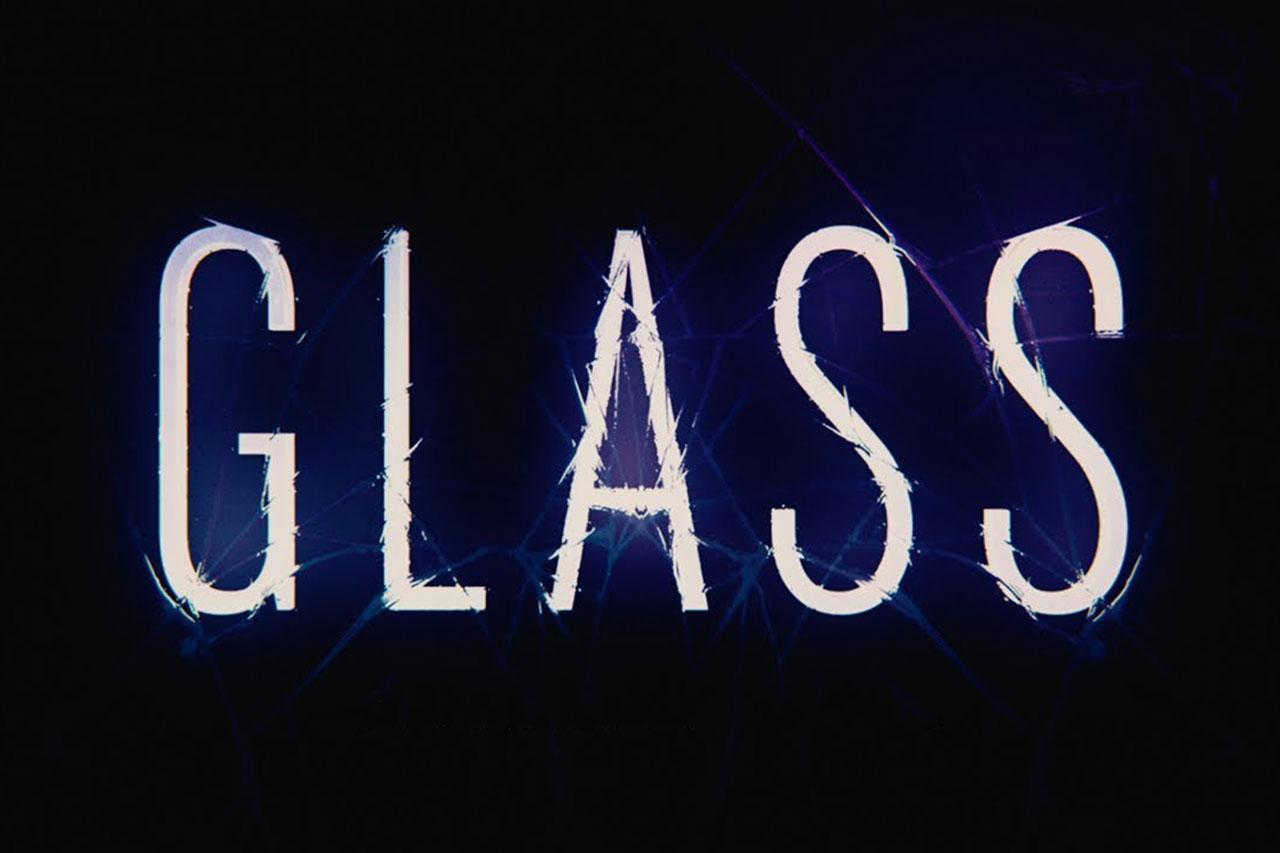 לוגו הסרט גלאס