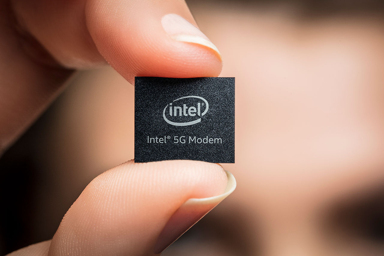 מודם 5G של אינטל (תמונה: Intel)