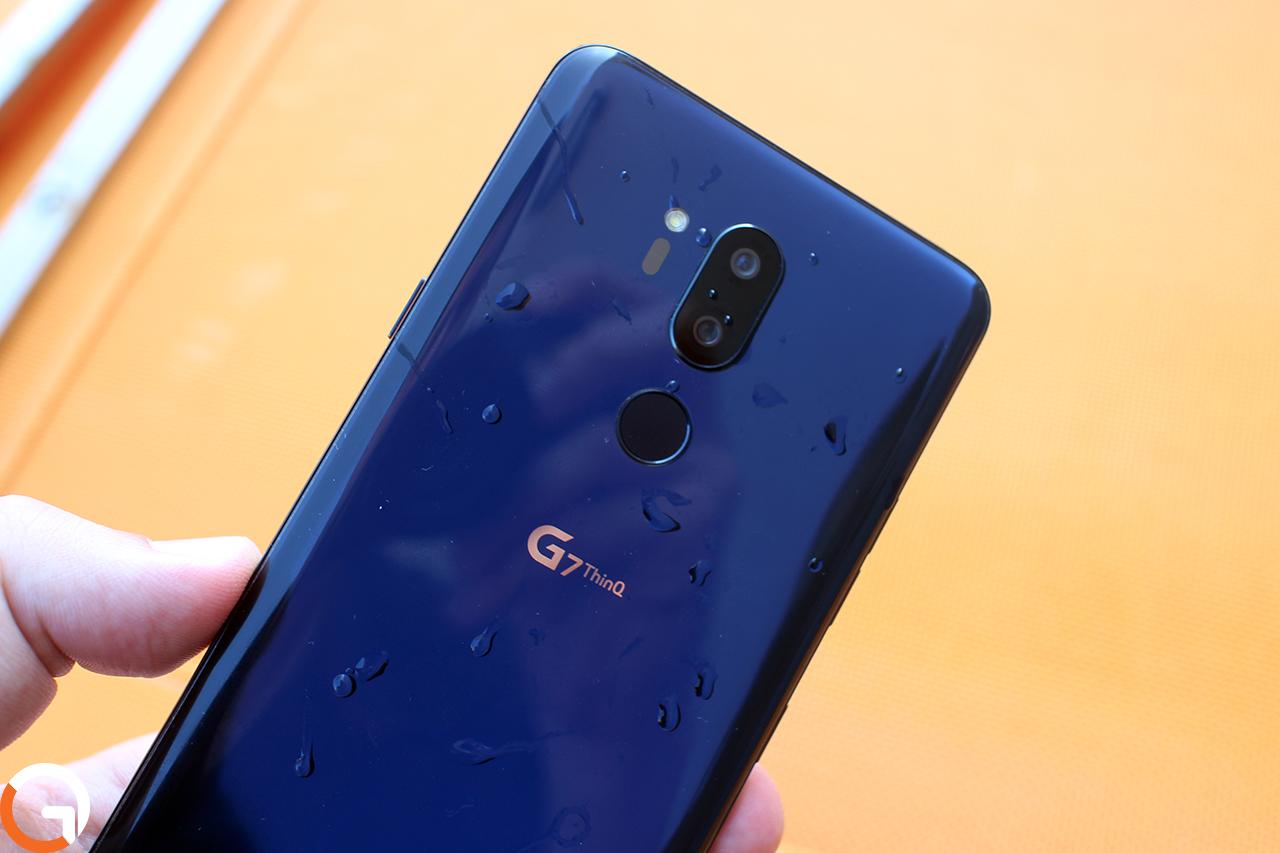 LG G7 (צילום: רונן מנדזיצקי, גאדג'טי)