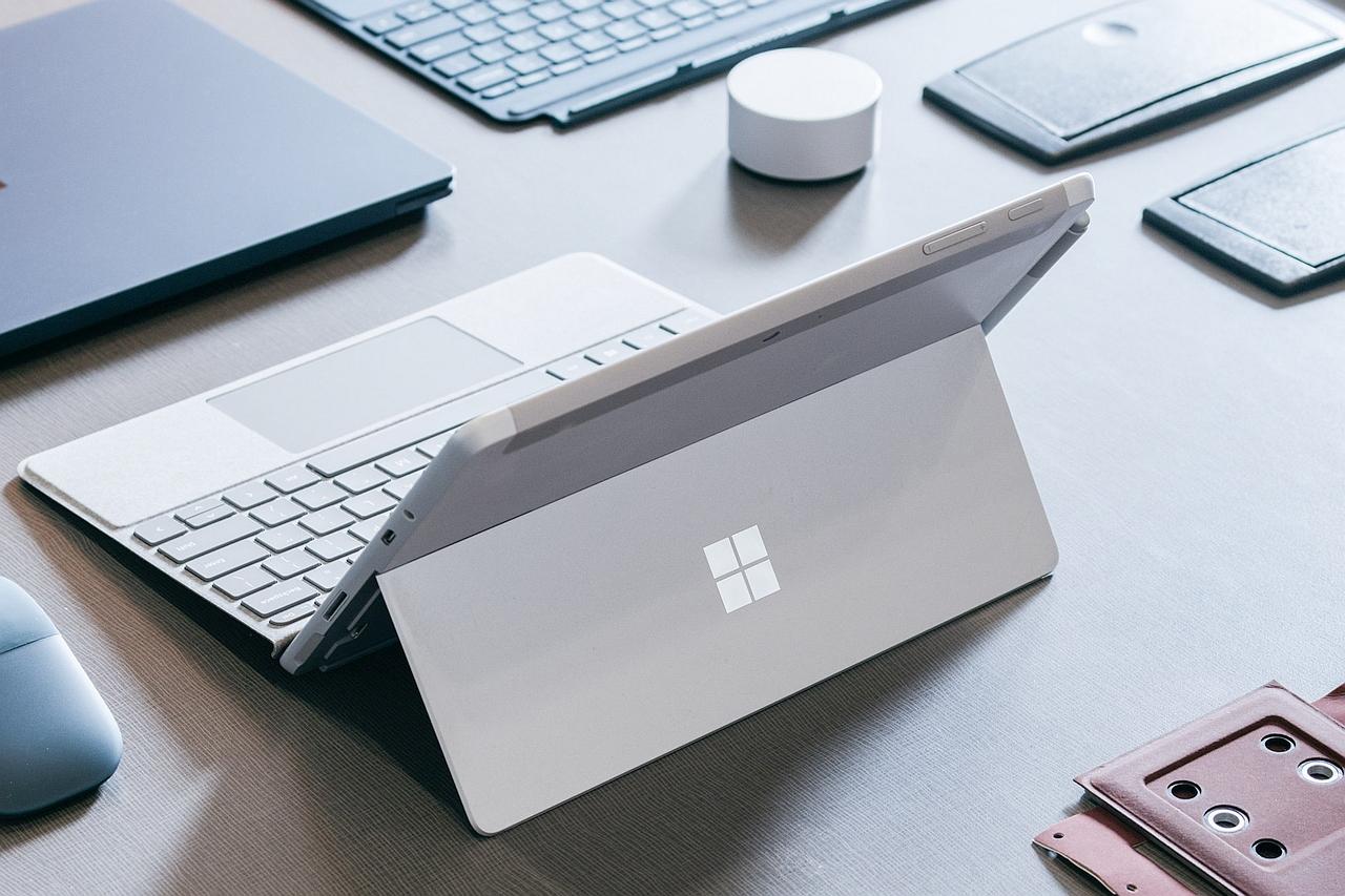 מחשב Surface Go (מקור מיקרוסופט)