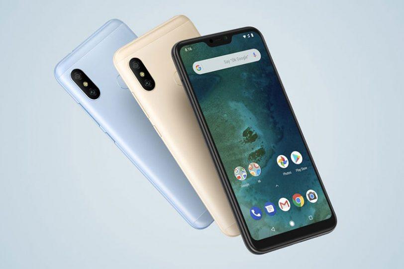 Xiaomi Mi A2 Lite (תמונה: Xiaomi)