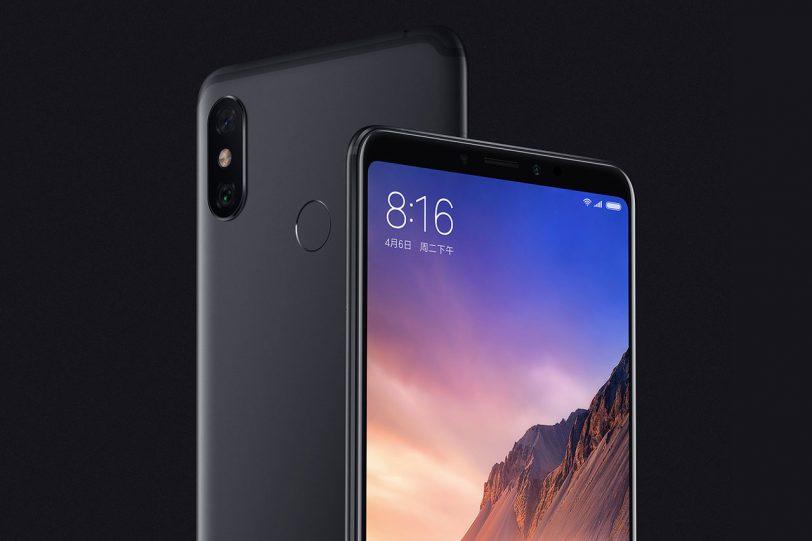 Xiaomi Mi Max 3 (תמונה באדיבות Xiaomi)